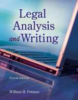 9781133016540-1133016545-Legal Analysis and Writing