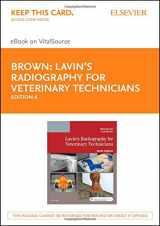Lavin's Radiography for Veterinary Technicians, 6e