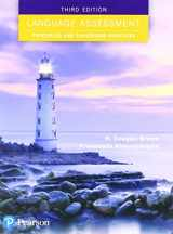 9780134860220-0134860225-Language Assessment: Principles and Classroom Practices (3rd Edition)