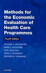 9780199665884-0199665885-Methods for the Economic Evaluation of Health Care Programmes