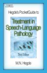 9781418014940-141801494X-Hegde's PocketGuide to Treatment in Speech-Language Pathology