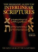 9781771432016-1771432012-Messianic Aleph Tav Interlinear Scriptures Volume One the Torah, Paleo and Modern Hebrew-Phonetic Translation-English, Red Letter Edition Study Bible