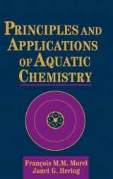 Principles and Applications of Aquatic Chemistry
