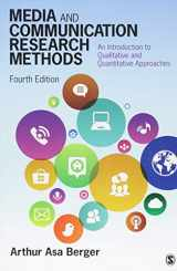 9781483377568-1483377563-Media and Communication Research Methods: An Introduction to Qualitative and Quantitative Approaches