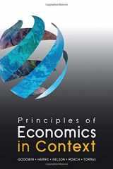 9780765638823-0765638827-Principles of Economics in Context