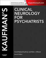 9780723437482-0723437483-Kaufman's Clinical Neurology for Psychiatrists, 7th Edition