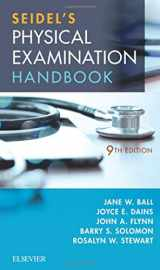 9780323545327-0323545327-Seidel's Physical Examination Handbook: An Interprofessional Approach, 9e (Mosbys Physical Examination Handbook)