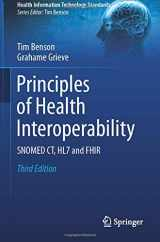 9783319303680-3319303686-Principles of Health Interoperability: SNOMED CT, HL7 and FHIR (Health Information Technology Standards)