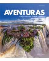 9781680049725-1680049720-Aventuras 5th Looseleaf Textbook w/ Supersite, vText & WebSAM Code