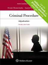 9781454882985-1454882980-Criminal Procedure: Adjudication (Aspen Casebook)