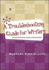 9780073405919-0073405914-A Troubleshooting Guide for Writers: Strategies and Process