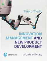 9781292133423-1292133422-Innovation Management and New Product Development (6th Edition)