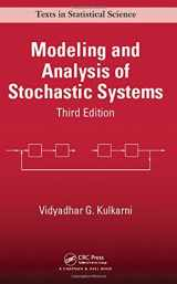 9781498756617-1498756611-Modeling and Analysis of Stochastic Systems, Third Edition (Chapman & Hall/CRC Texts in Statistical Science)