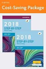 9780323569019-0323569013-Step-by-Step Medical Coding, 2018 Edition - Text and Workbook Package