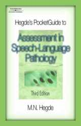 9781418014957-1418014958-Hegde's PocketGuide to Assessment in Speech-Language Pathology