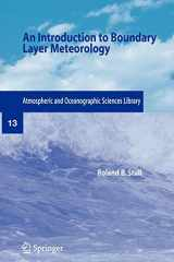 9789027727695-9027727694-An Introduction to Boundary Layer Meteorology (Atmospheric Sciences Library)