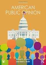 9781138490703-1138490709-American Public Opinion: Its Origins, Content, and Impact