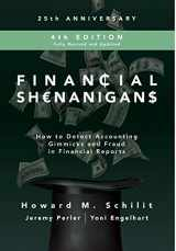 9781260117264-126011726X-Financial Shenanigans, Fourth Edition:  How to Detect Accounting Gimmicks & Fraud in Financial Reports