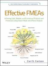 9781118007433-1118007433-Effective FMEAs: Achieving Safe, Reliable, and Economical Products and Processes using Failure Mode and Effects Analysis