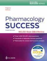 9780803669246-0803669240-Pharmacology Success: NCLEX®-Style Q&A Review (Davis's Q&a Success)