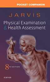 9780323532020-0323532020-Pocket Companion for Physical Examination and Health Assessment