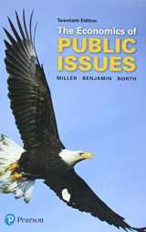 9780134531984-0134531981-Economics of Public Issues (20th Edition) (The Pearson Series in Economics)