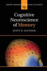 9781107446267-1107446260-Cognitive Neuroscience of Memory (Cambridge Fundamentals of Neuroscience in Psychology)