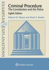 9781454865049-1454865040-Examples & Explanations: Criminal Procedure: The Constitution and the Police