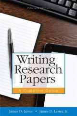 9780321952950-0321952952-Writing Research Papers: A Complete Guide, 15th Edition