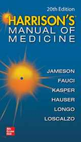 9781260455342-1260455343-Harrisons Manual of Medicine, 20th Edition