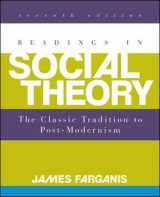 9780078026843-0078026849-Readings in Social Theory