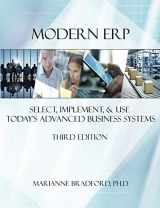9781312665989-131266598X-Modern ERP: Select, Implement, and Use Today's Advanced Business Systems