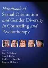 9781433823060-1433823063-Handbook of Sexual Orientation and Gender Diversity in Counseling and Psychotherapy