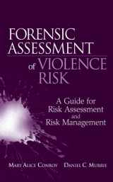 9780470049334-0470049332-Forensic Assessment of Violence Risk: A Guide for Risk Assessment and Risk Management