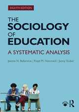 9781138237360-1138237361-The Sociology of Education: A Systematic Analysis
