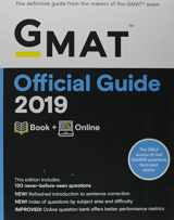 9781119507673-1119507677-GMAT Official Guide 2019: Book + Online