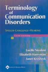 9780781741965-0781741963-Terminology of Communication Disorders: Speech-Language-Hearing