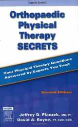 9781560537083-1560537086-Orthopaedic Physical Therapy Secrets, 2e