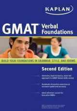 Kaplan GMAT Verbal Foundations
