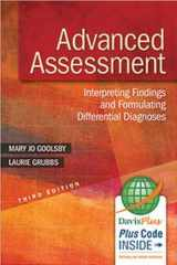 9780803643635-0803643632-Advanced Assessment: Interpreting Findings and Formulating Differential Diagnoses