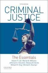 9780190855871-0190855878-Criminal Justice: The Essentials