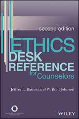 9781556203275-1556203276-Ethics Desk Reference for Counselors, Second Edition