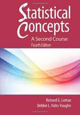 9780415880077-0415880076-Statistical Concepts: A Second Course