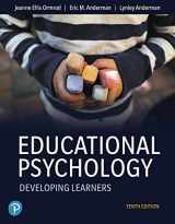9780135206478-0135206472-Educational Psychology: Developing Learners (10th Edition)