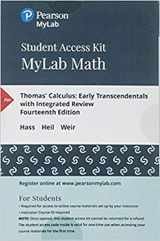 9780134856926-0134856929-MyLab Math with Pearson eText -- 24-Month Standalone Access Card -- for Calculus: Early Transcendentals (3rd Edition)