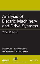 9781118024294-111802429X-Analysis of Electric Machinery and Drive Systems