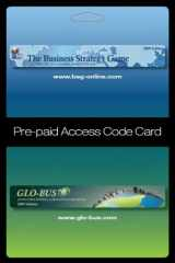 9780078112706-0078112702-Business Strategy Game (BSG) Glo-Bus Pre-paid Access Code Card