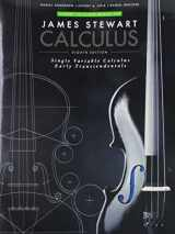 Student Solutions Manual for Stewart's Single Variable Calculus: Early Transcendentals, 8th