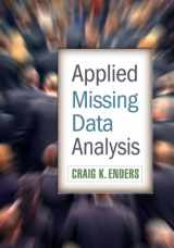 9781606236390-1606236393-Applied Missing Data Analysis (Methodology in the Social Sciences)