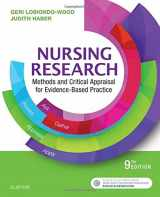 9780323431316-0323431313-Nursing Research: Methods and Critical Appraisal for Evidence-Based Practice